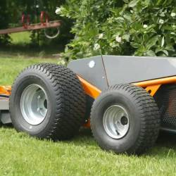 Exciting remote controlled industrial electric mower announced