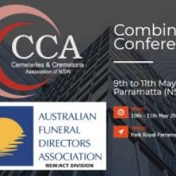 Don't miss the CCANSW/AFDA Conference, Sydney May 10-11, 2018!
