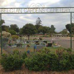 QLD: New Belgian Gardens Cemetery facilities unveiled
