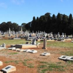 Volunteers & Supporters find 187 unmarked graves at Stone Quarry Cemetery, Taralga, NSW.