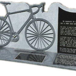 Woronora unveils new Cycling Remembrance Memorial