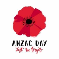 25th April 2020 - Anzac Day Services at Palmdale (NSW)