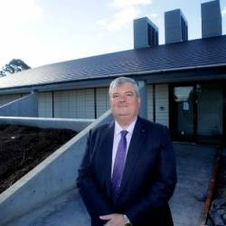 Woronora Memorial Park gets new crematorium to cope with increasing deaths and rising obesity