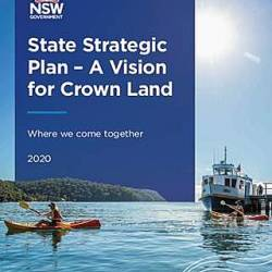 NSW, AU: State Strategic Plan for Crown Land – A Vision for Crown Land