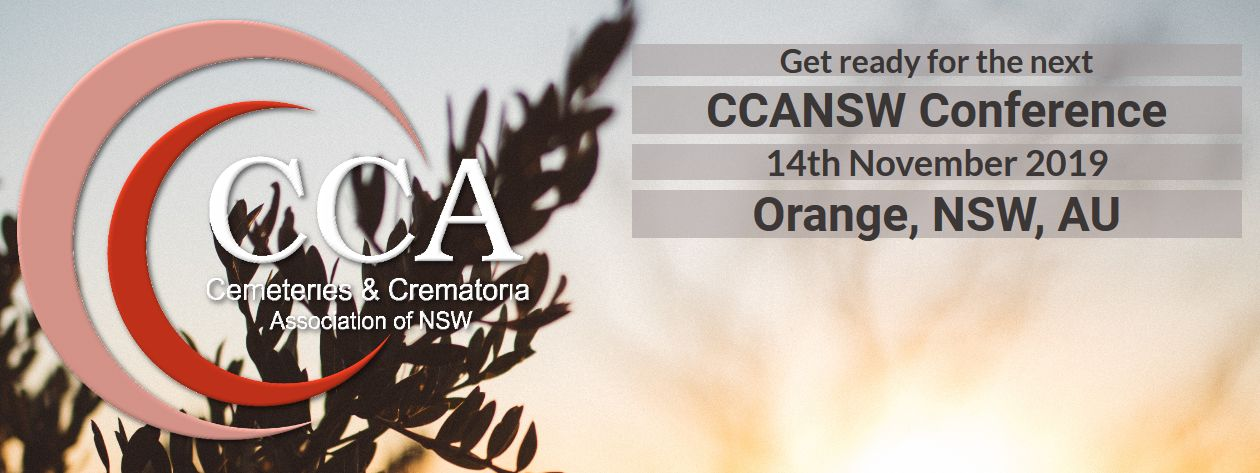 CCANSW Conference Banner Orange 2019