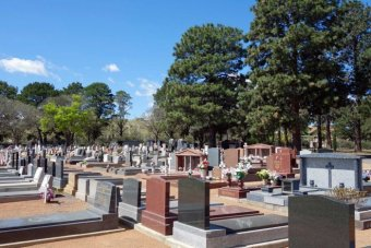 Woden Cemetery, ACT
