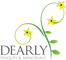 dearly plaques logo
